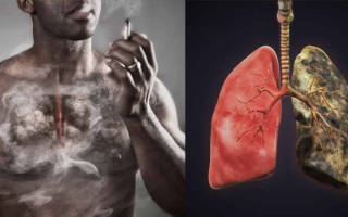 Восстановление легких после отказа от курения