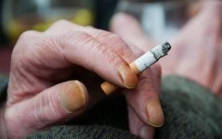 Как очистить пальцы от никотина
