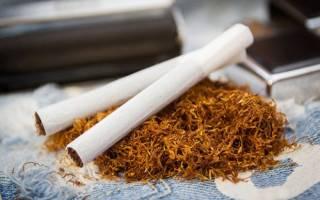 Табак или сигареты что вреднее