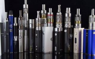 Как заправить электронную сигарету жидкостью
