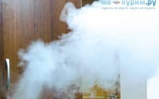 Что происходит от электронной сигареты