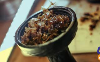 Из чего табак для кальяна