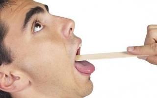 Ком в горле от курения
