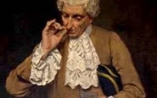Как пользоваться нюхательным табаком