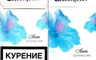 Самые легкие сигареты для девушек название