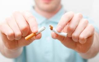 Советы бросающим курить резко
