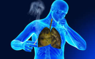 Как очищаются легкие от курения
