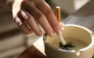 Как восстановить горло после курения