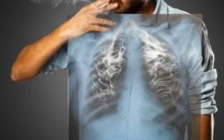 Чем почистить легкие курильщика
