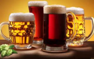 Пиво выводится из организма