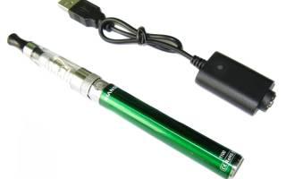 Не заряжается электронная сигарета