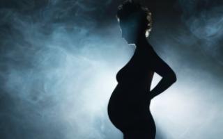Кальян при беременности пассивное курение