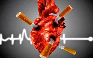 Колит сердце после курения