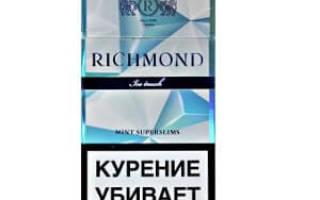 Ричмонд ред эдишн вкус