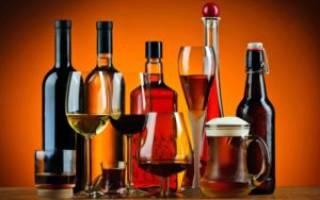 Расщепление алкоголя в крови