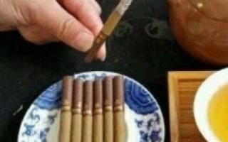 Можно ли курить чай вместо табака