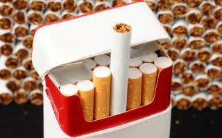 Самые вкусные сигареты в россии