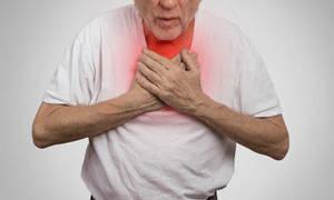 После кальяна тяжело дышать
