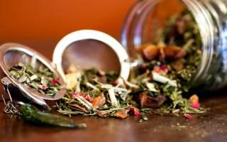 Монастырский чай от курения состав