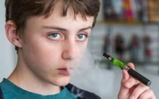 Со скольки лет можно покупать электронную сигарету