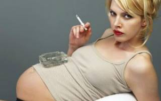 Как курение влияет на организм женщины