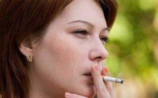 Как можно очистить легкие после курения