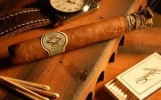 Как правильно курить сигару