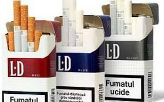 Сколько никотина в ld