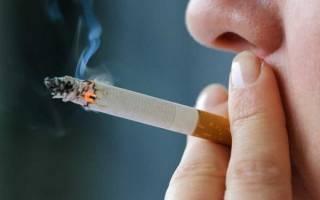 Восстановление потенции после курения