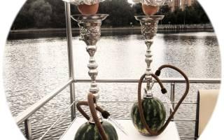 Как сделать кальян на арбузе