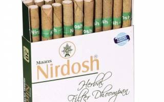 Сигареты без никотина отзывы