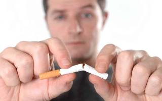 Почему когда куришь болит голова