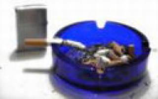 Бросить курить с помощью иглоукалывания в центрах