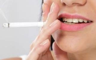 Как быстро вывести табак из организма