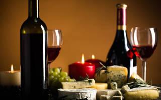 Чем полезно красное виноградное вино