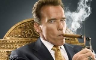 Вред от курения сигар