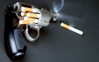 Статистика о вреде курения