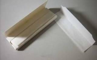 Как скрутить самокрутку руками с фильтром