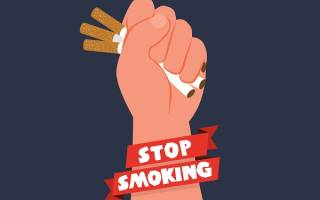 Правила как бросить курить